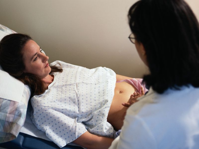 News Picture: Docs Should Screen for Depression During, After Pregnancy