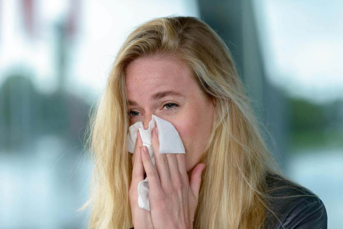 Basophils allergy