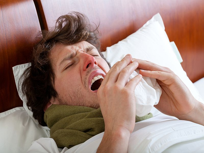 News Picture: Flu Widening Its Grip on the United States: CDC