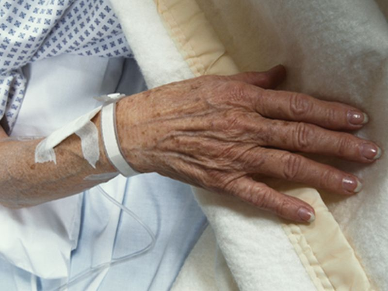 News Picture: Frailty a Risk Factor for Dementia