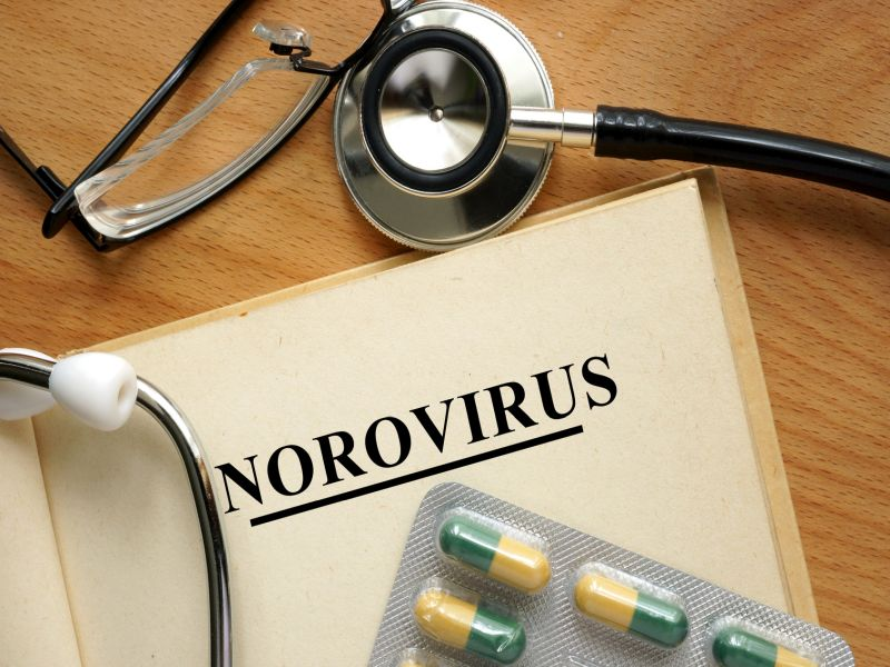 News Picture: How to Fight Norovirus, the 'Cruise Ship' Germ