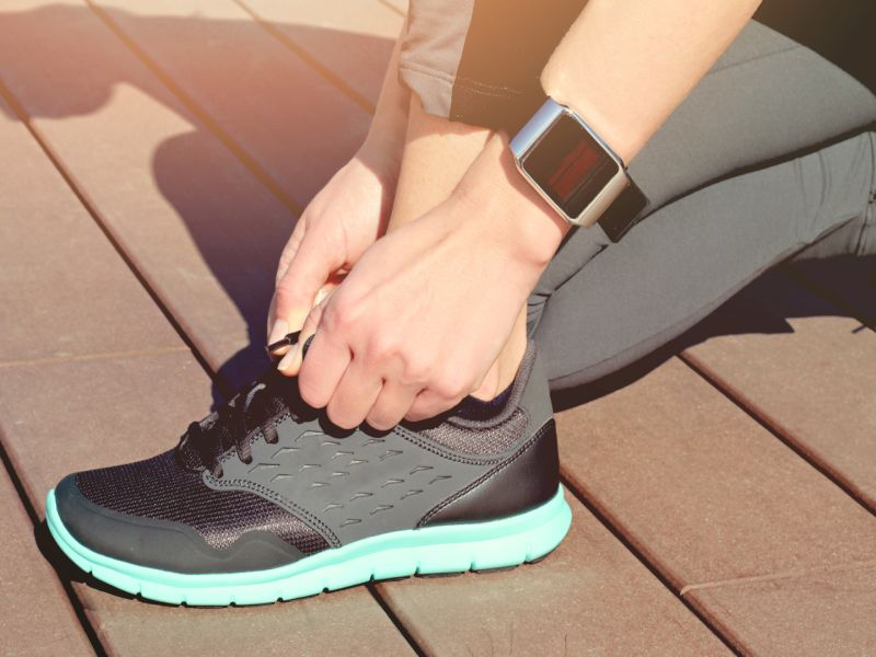 News Picture: How to Pick a Fitness Tracker That's Right for You