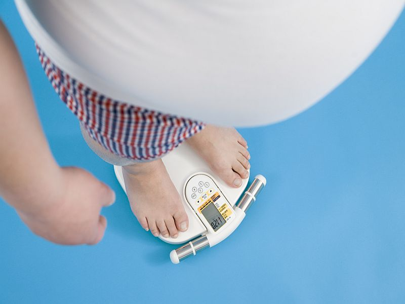 News Picture: Obesity to Blame for Almost 1 in 25 Cancers Worldwide