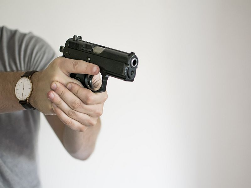 News Picture: Study Confirms Steady Rise in U.S. School Shootings