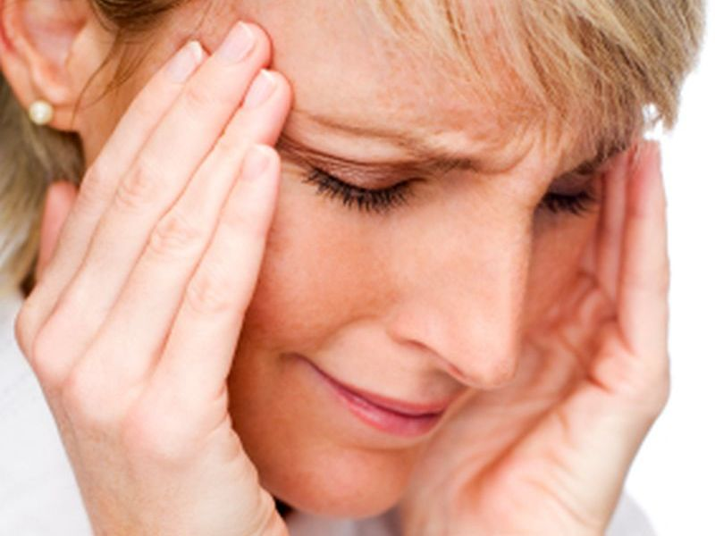 News Picture: Study Hints at Why Women Suffer More Migraines Than Men