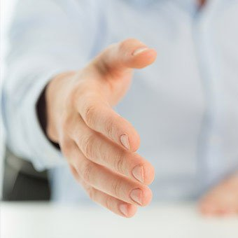 Risk factors for an upper respiratory infection include contact with an infected individual such as shaking hands.