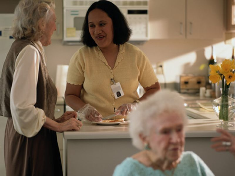 News Picture: What Makes for a Good Nursing Home?