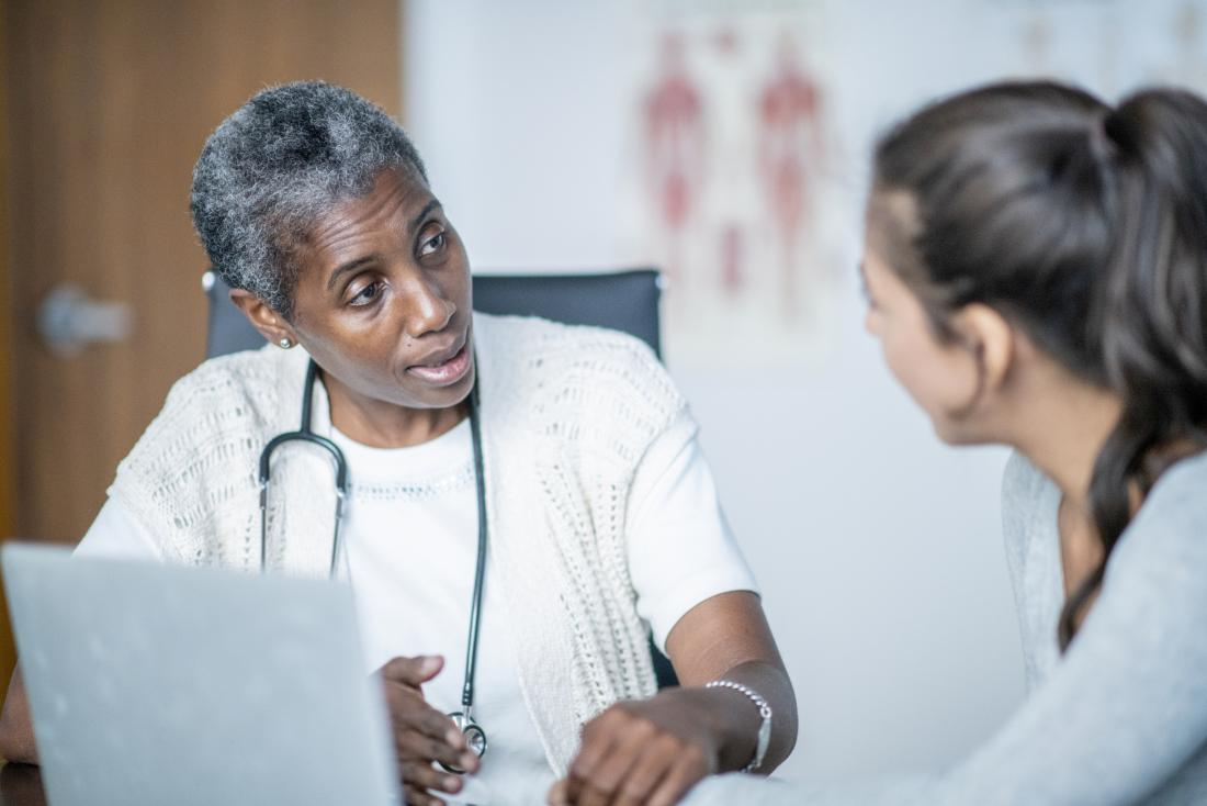 A person should speak to a doctor if they notice their heart rate is slow.