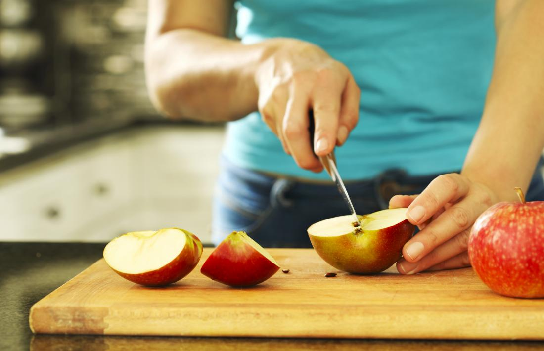 Bowel endometriosis apple