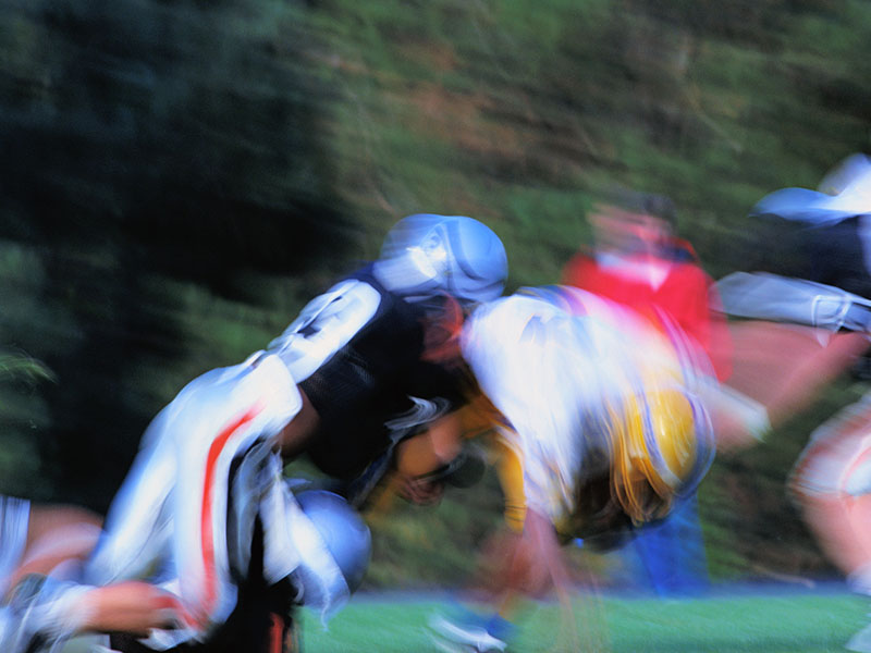 News Picture: Brain Condition CTE Seen in H.S. Football Players: Study