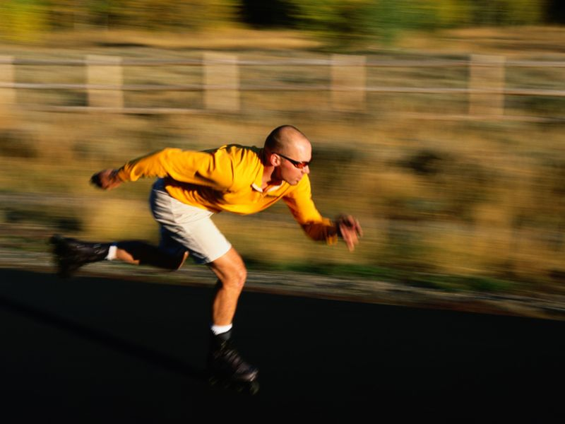 News Picture: 'Extreme' Exercise No Danger to Middle-Aged Hearts: Study
