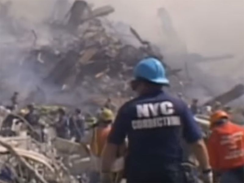 News Picture: Head, Neck Cancers Up Among 9-11 Responders: Study