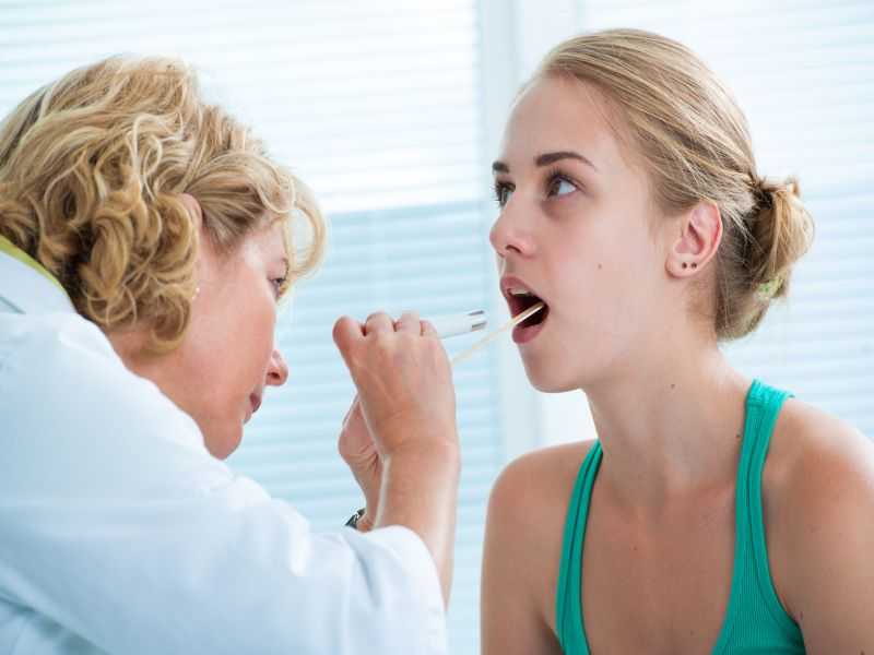 News Picture: HPV Might Be Behind Vocal Cord Cancers in Young