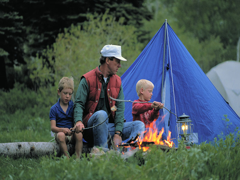 News Picture: Keep Your Kids Safe From Burns