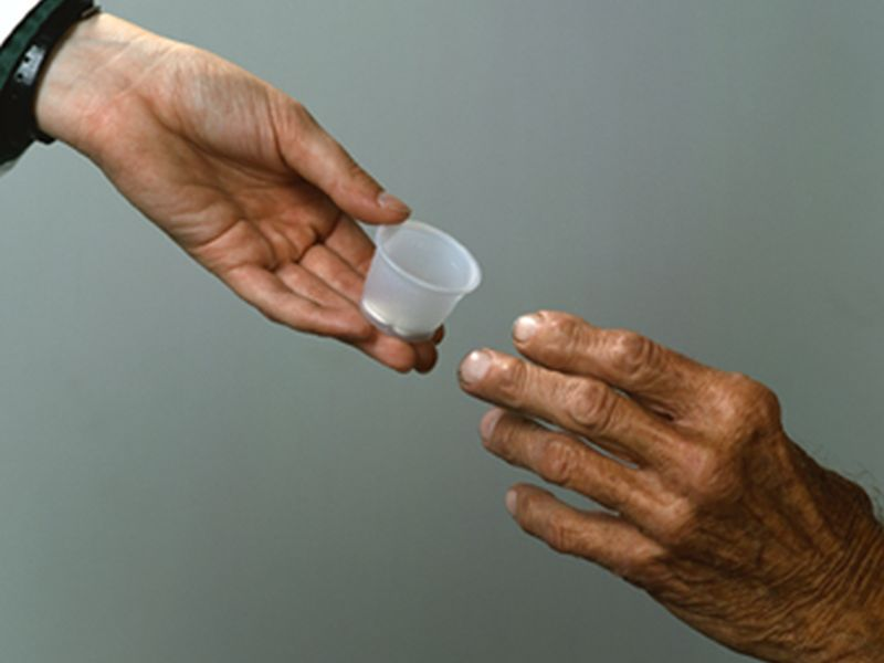 News Picture: New Antibiotic Treats Pneumonia, Skin Infections
