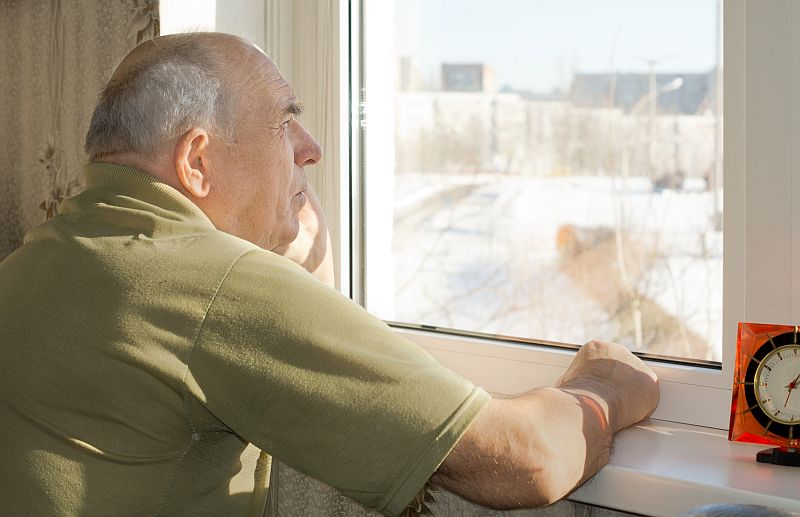 News Picture: Plunging Temperatures a Threat to People With Alzheimer's