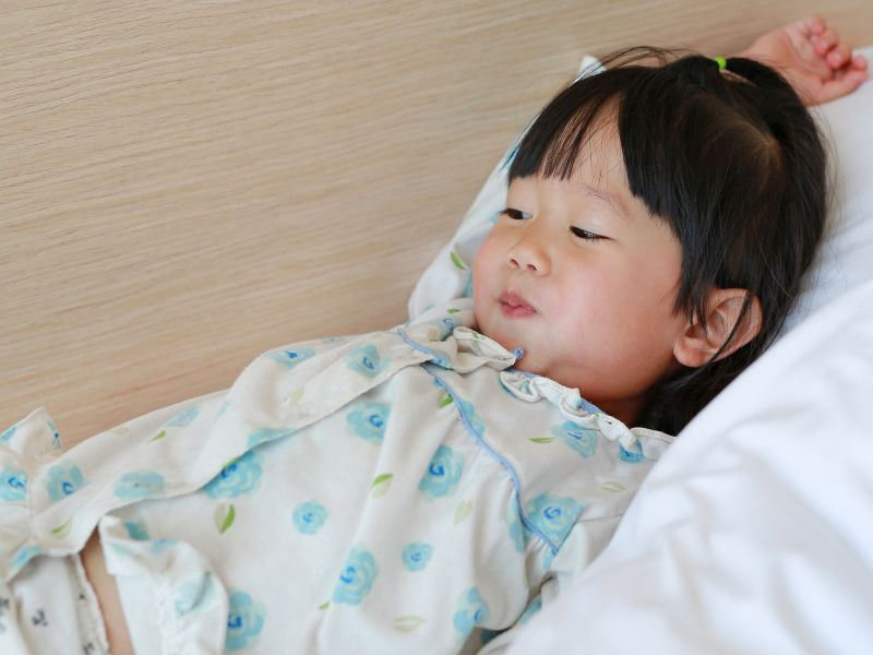 News Picture: Poor Sleep Plagues Many Kids With Autism