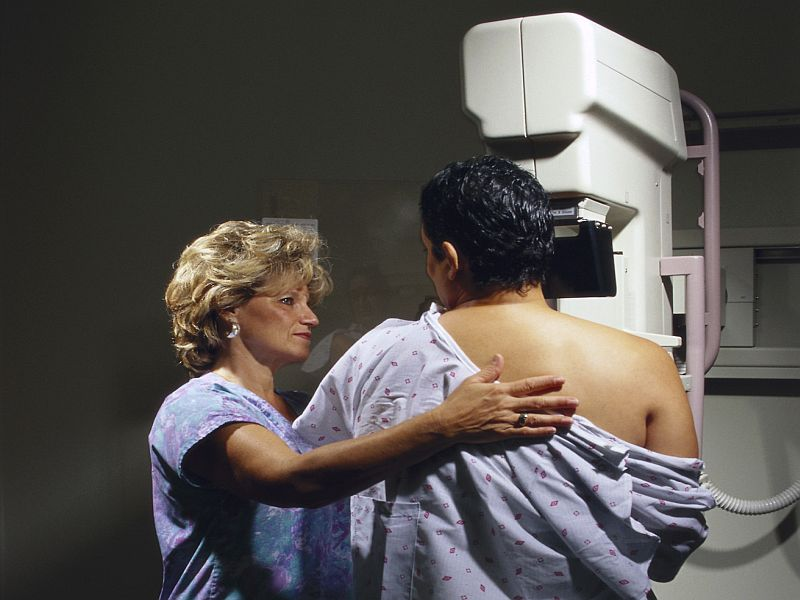 News Picture: Should You Get Tested for the 'Breast Cancer Genes'?