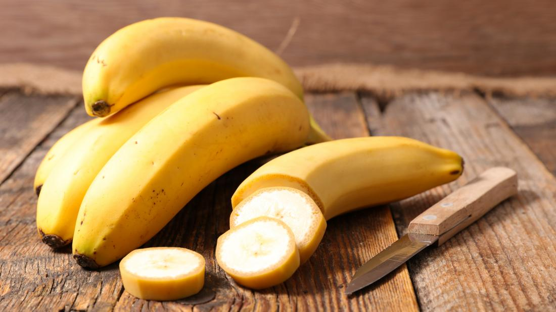 Healthiest fruits banana