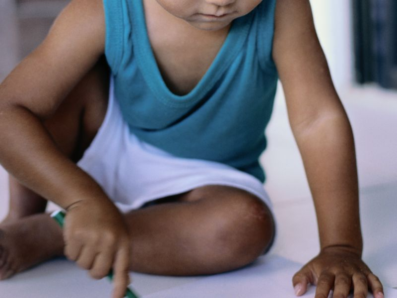 News Picture: Toxins in Home Furnishings Can Be Passed on to Kids