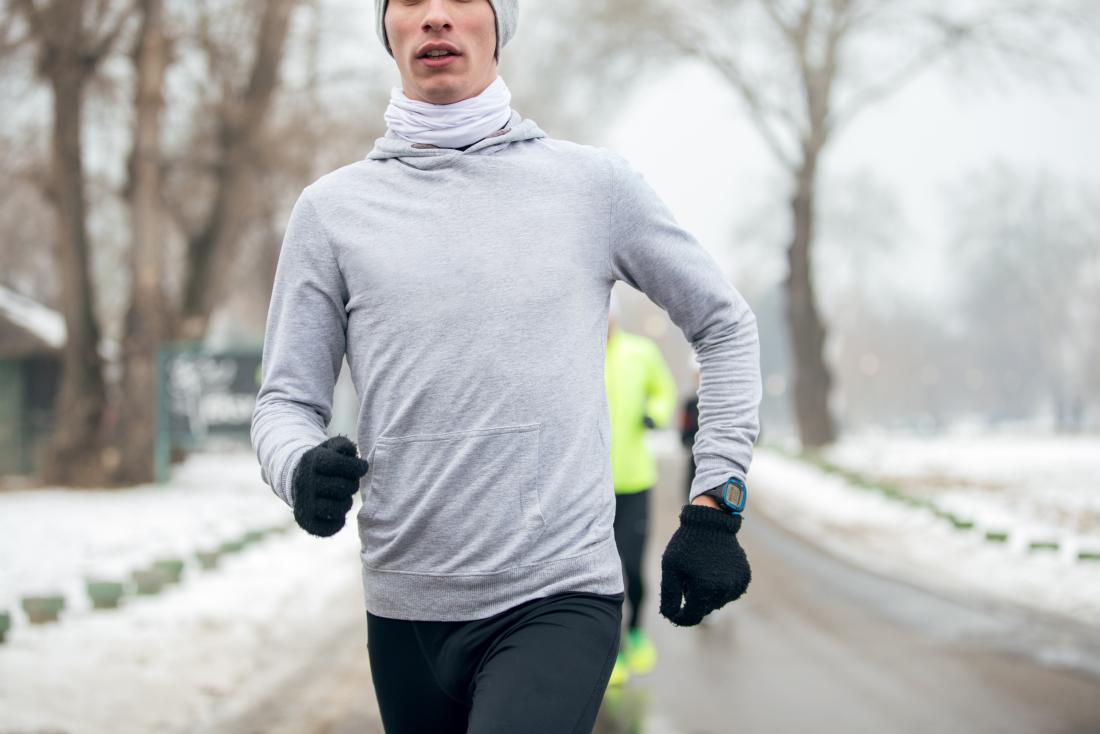 Exercise for asthma running