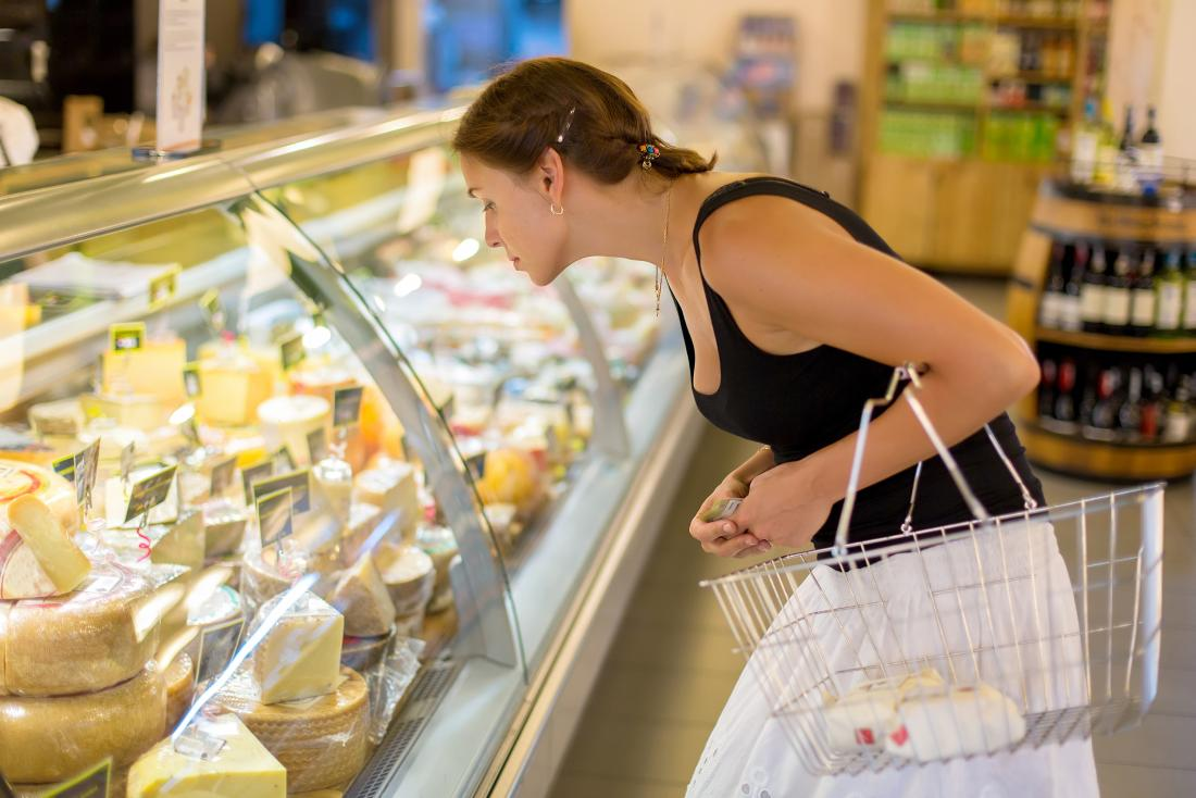 Deli meats and soft cheeses are not safe to eat during pregnancy.