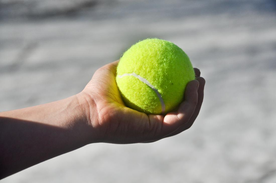tfcc tear tennis ball