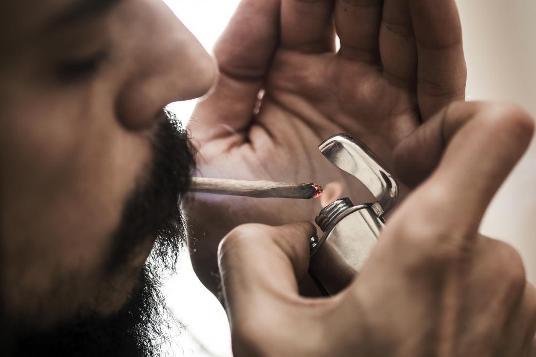 Acute respiratory failure smoking