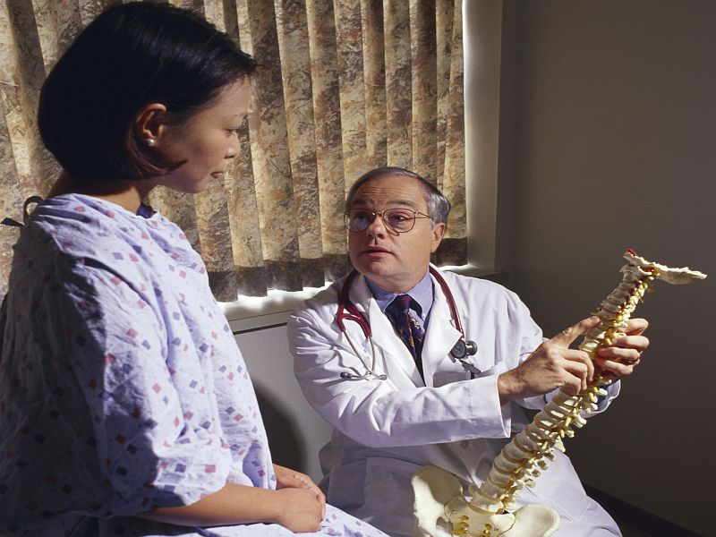 News Picture: What's the Right Age to Test for Osteoporosis?