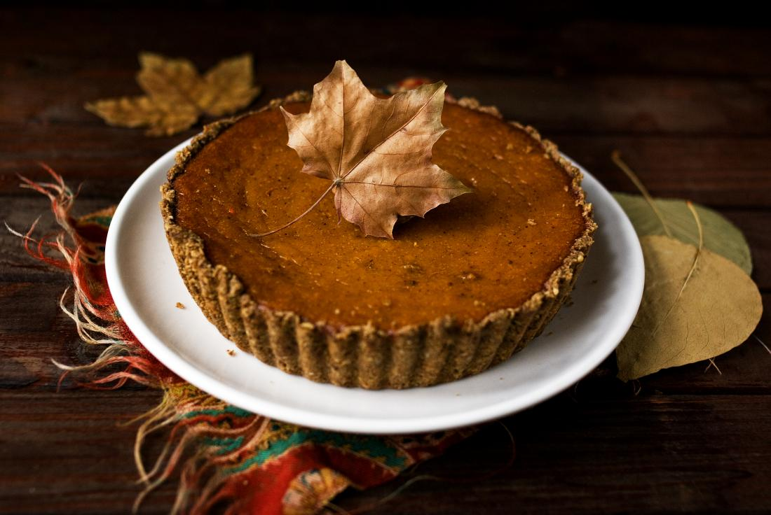 foods high in vitamin a pumpkin pie