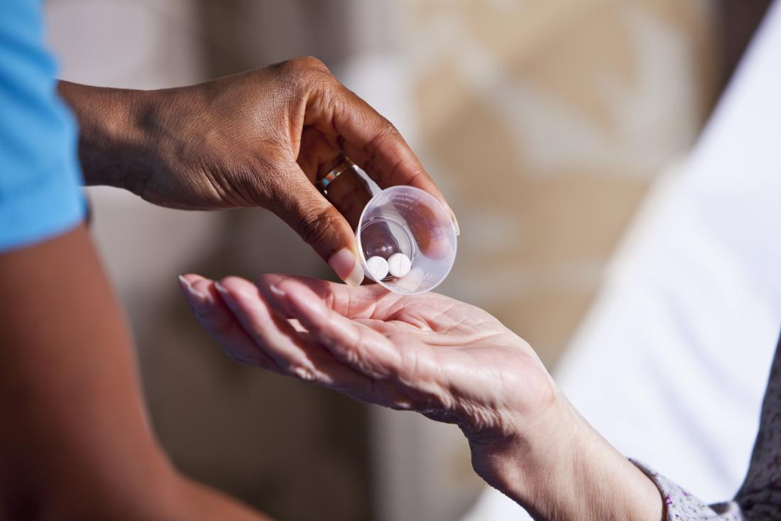 Medication can help with various complications