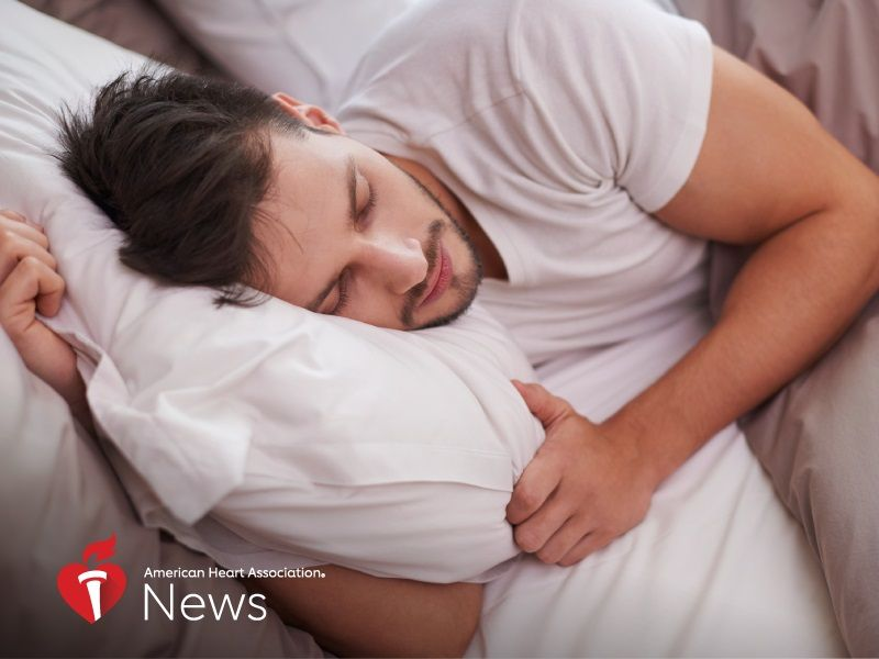 News Picture: AHA News: Irregular Sleep Could Impact Your Heart Health