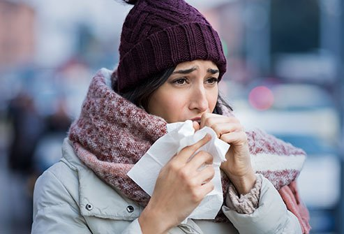 Cold and Flu: Finding Relief for Your Cough