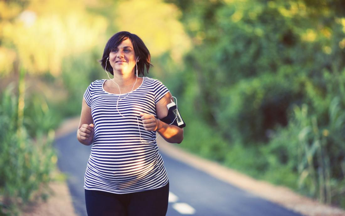 How to Safely Lose Weight During Pregnancy running