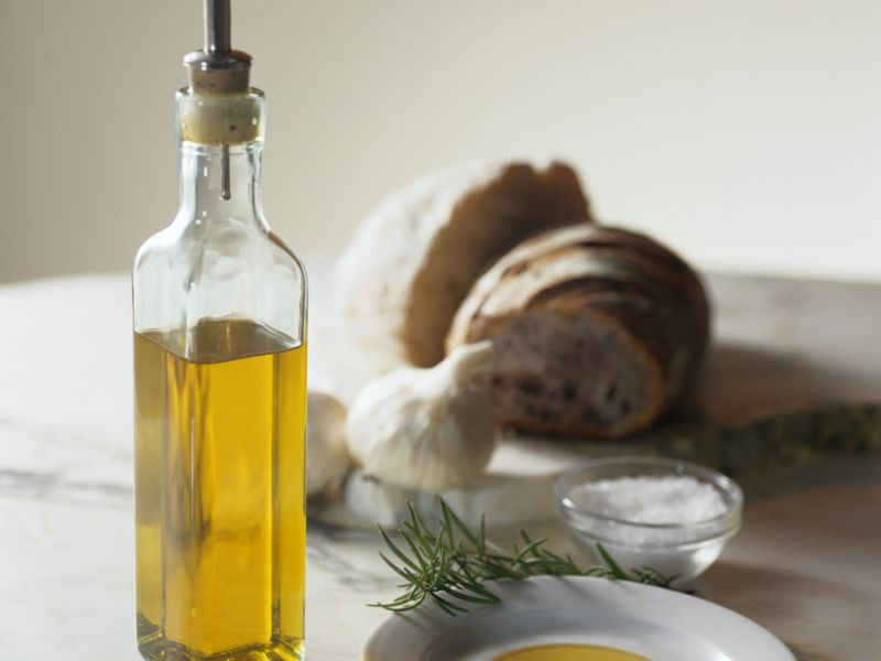 News Picture: Could Olive Oil Help Keep Stroke at Bay for Obese Americans?