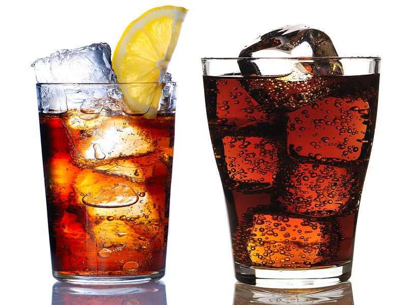 News Picture: Could Too Much Soda Worsen MS?