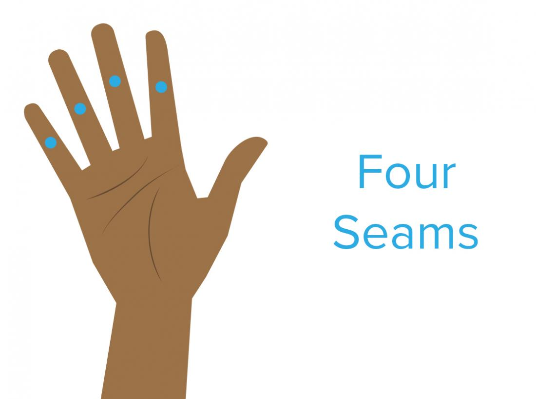 Four seams pressure points