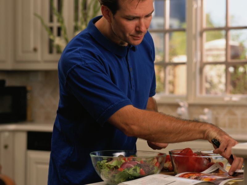 News Picture: Healthy Diet Might Not Lower Dementia Risk