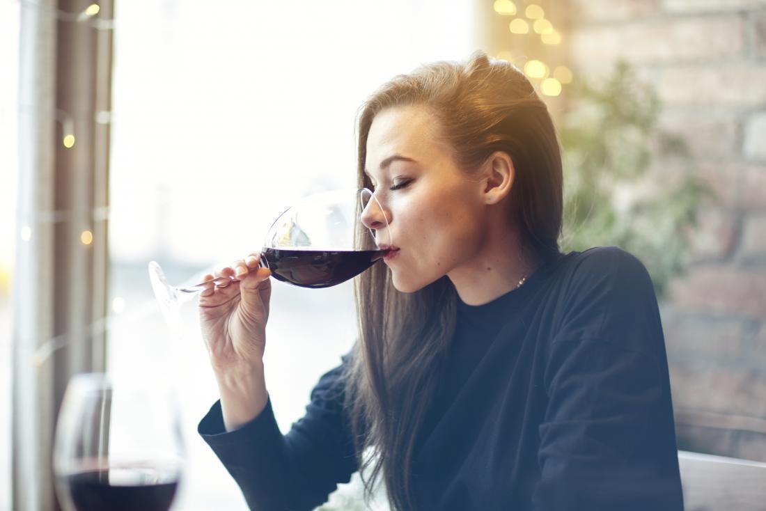 Alcohol and humira wine