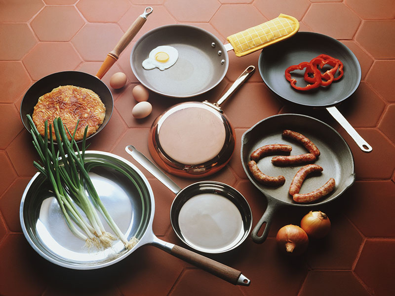News Picture: Recipe for a Healthy Heart: Big Breakfasts, Less TV