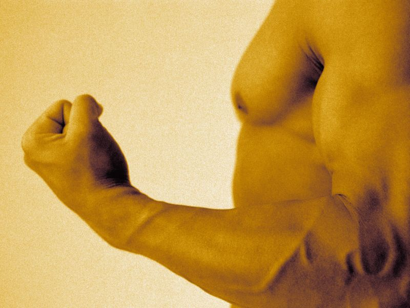 News Picture: Supplemental Steroids, Testosterone May Lower Men's Sperm Counts