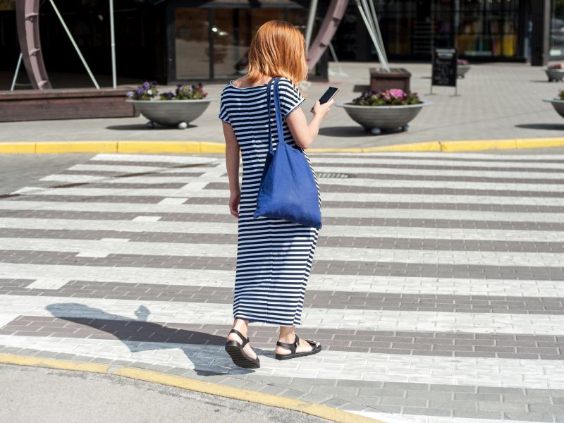 News Picture: U.S. Pedestrian Deaths Hit 30-Year High in 2018: Report