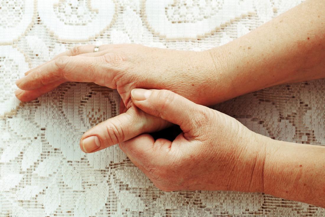 Trigger finger pain
