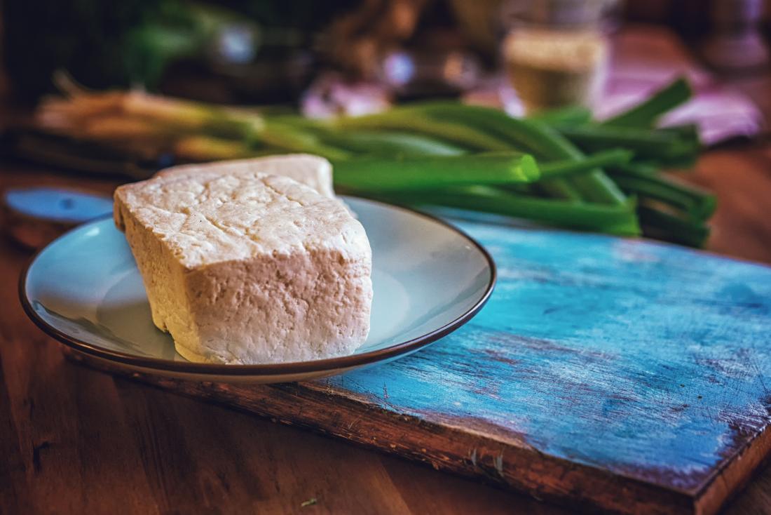 foods that help lactation tofu