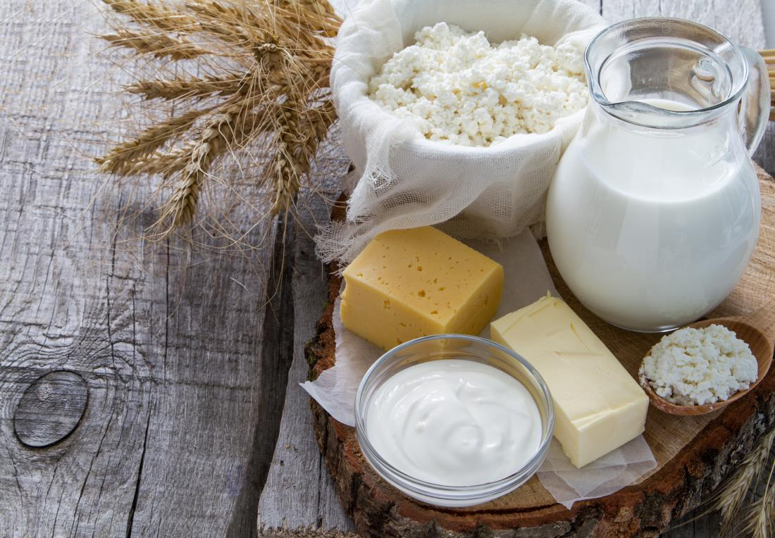 foods that help lactation avoid dairy