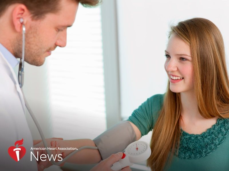 News Picture: AHA News: Kids With High Blood Pressure Need Smooth Transition to Adult Care