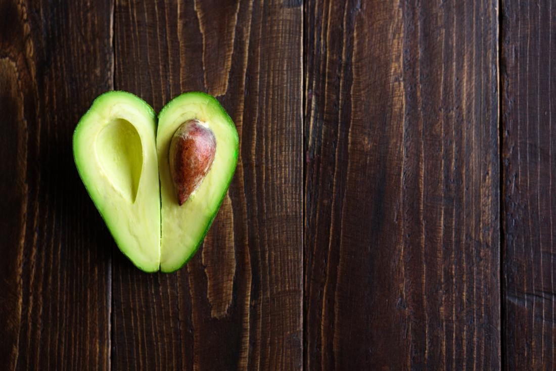 vitamin b complex avocado