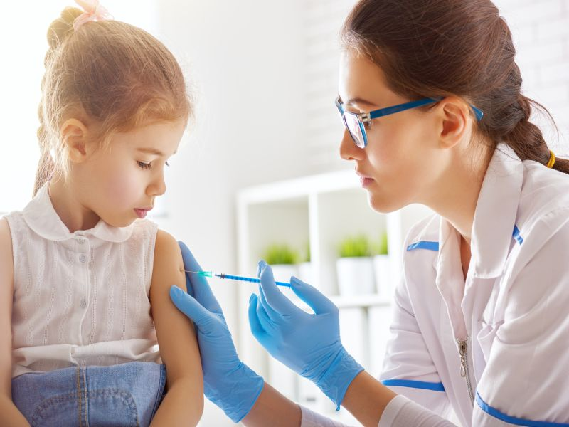 News Picture: Egg Allergy? Don't Let That Stop You From Getting Vaccinated