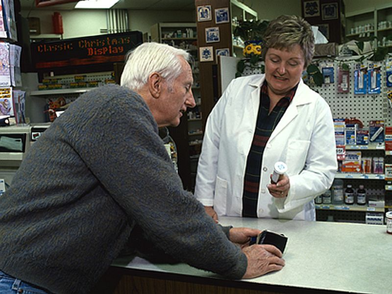 News Picture: Heart Patients Pay the Price When Nearby Pharmacy Closes