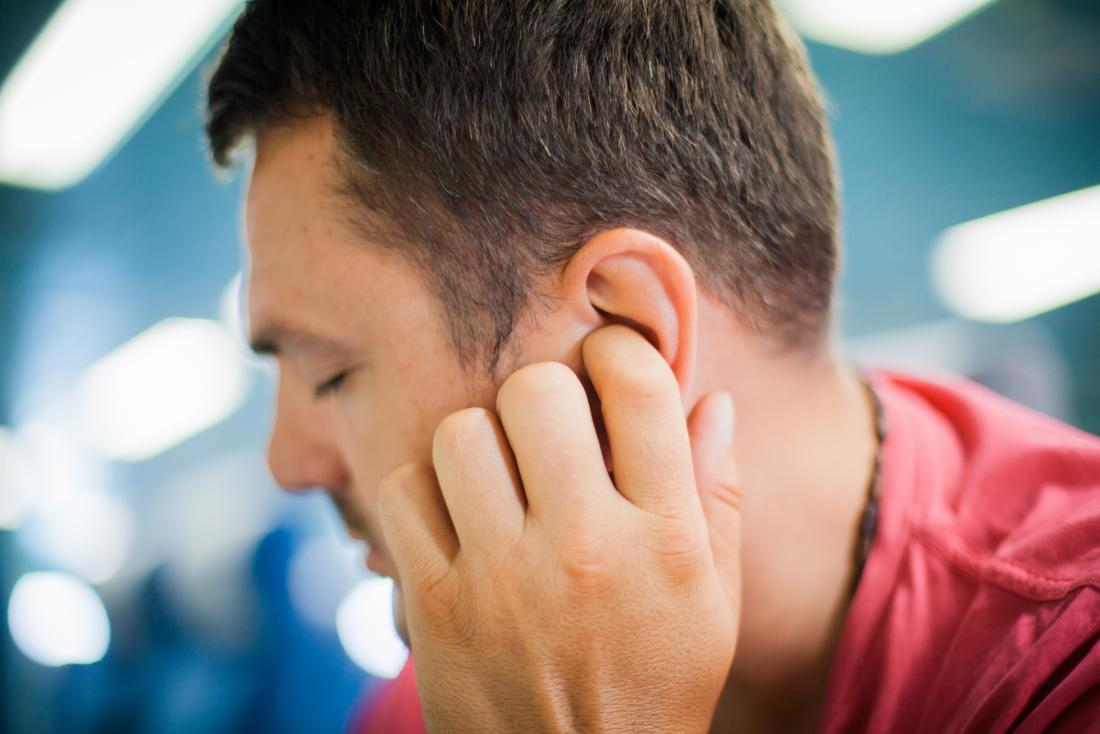 Ear infections are a potential complication of flu.